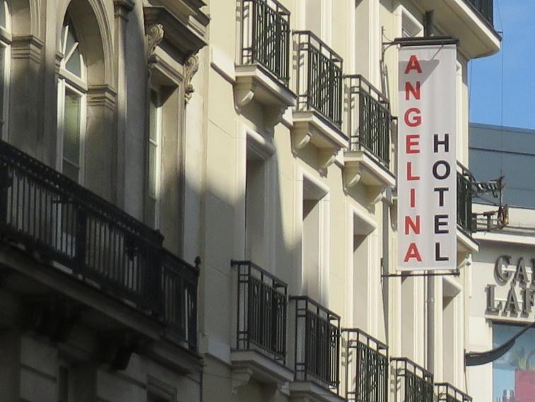 パリホテル選び