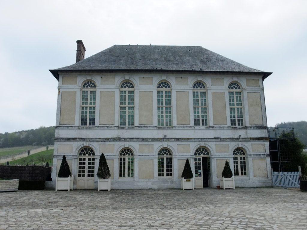サン・ジョルジュ・ド・ボシェルヴィル修道院 別館