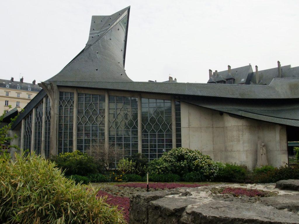 聖ジャンヌダルク教会 外観