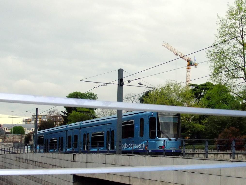 ルーアン 路面電車