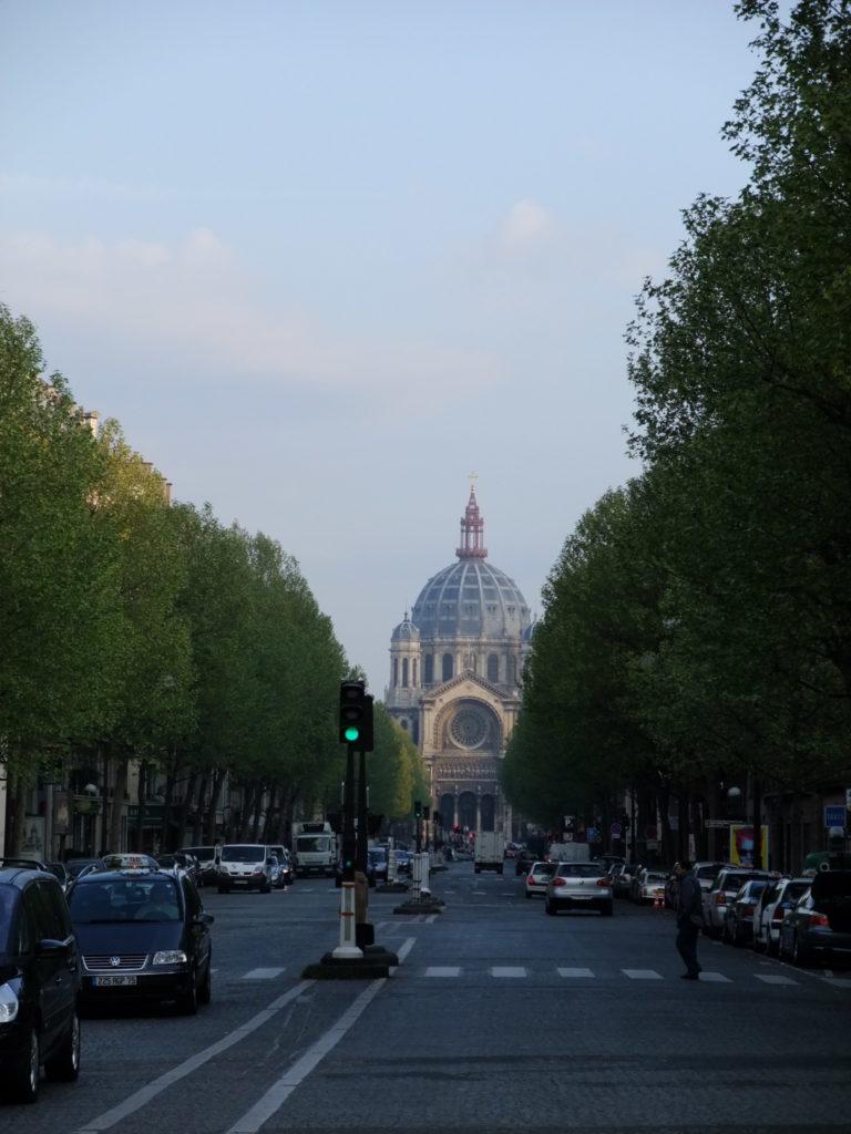 パリのサントギュスタン教会