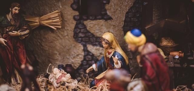 イエス・キリストの降誕を待ち望む瞬間